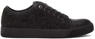 Lanvin Black DBB1 Sneakers