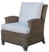 Panama Jack Exuma Armchair Sunroom Upholstery Color: Rave Spearmint
