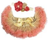 Kirei Sui Baby Blush Pink Pettiskirt Headband Set