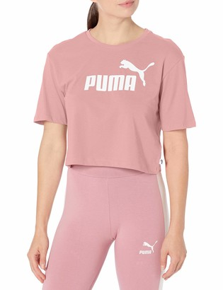 Puma Womens Essentials-Cropped T-Shirts