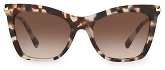 Valentino Legacy 54MM Square Sunglasses