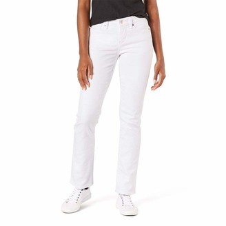 Signature by Levi Strauss & Co. Gold Label Signature by Levi Strauss & Co Women's Curvy Straight Jean