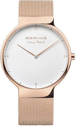 Bering Max Rene 15540-364 Mesh Strap Rose Watch