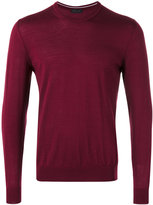 Z Zegna crew neck sweater - men - Wool - S