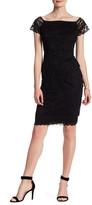 Marina Tiered Lace Dress