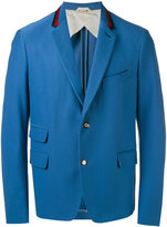 Gucci two button blazer - men - Cotton - 48