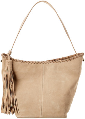 Vince Camuto Aiko Suede Tote