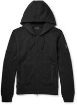 Belstaff - Tillingham Loopback Cotton-jersey Zip-up Hoodie