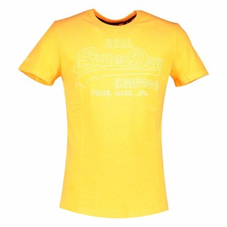 Superdry Men's Vl Outline Pop Tee T-Shirt
