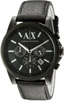 Armani Exchange A|X Men's AX2098 Analog Display Analog Quartz Watch