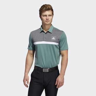 adidas Novelty Colorblock Polo Shirt