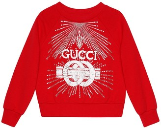 Gucci Kids Children's print sweatshirt