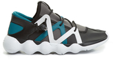 Y-3 Kyujo contrasting low-top trainers