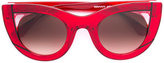 Thierry Lasry cat eye sunglasses - women - Acetate/glass - 64