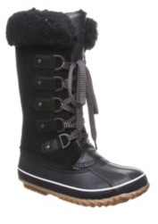 BearPaw Women's Denali Insulated Tall Boots Women's Shoes