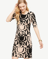 Ann Taylor Tulip Sweater Dress
