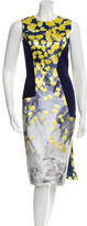 Prabal Gurung Printed Midi Dress w/ Tags