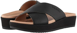 Vionic Hayden (Black) Women's Sandals