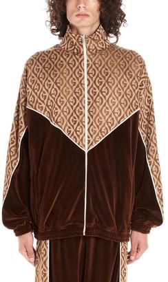 Gucci G Rhombus Zipped Track Jacket