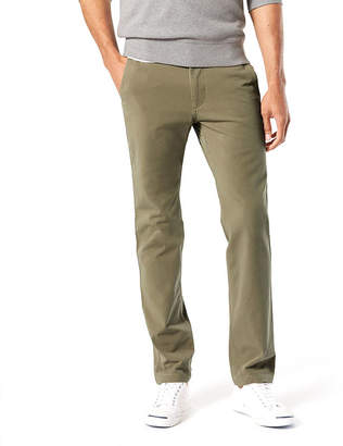 Dockers Slim Fit Downtime Khaki Smart 360 Flex Pants D1