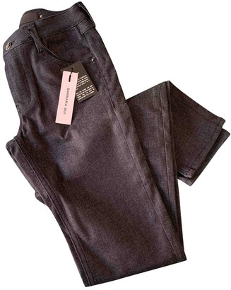 Barbara Bui Blue Denim - Jeans Trousers for Women