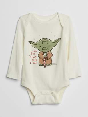Gap babyGap | Star Wars Bodysuit
