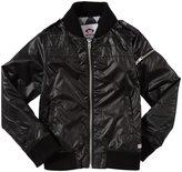 Appaman Bomber Jacket (Toddler/Kid) - Black-7
