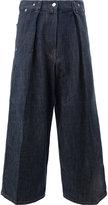 Dries Van Noten wide-legged jeans