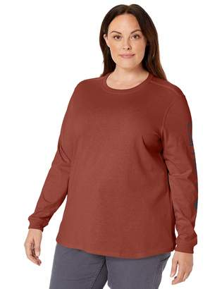 Carhartt Women's K126 Workwear Pocket Long Sleeve T-Shirt