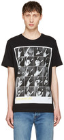 Diesel Black T-Joe-QR T-Shirt
