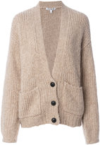 Elizabeth and James patch pocket cardigan - women - Acrylic/Polyamide/Alpaca/Merino - S