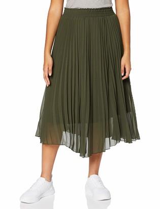 Only Carmakoma Women's CARNEWSARAH Calf Skirt