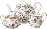 Royal Albert 100 Years Tea Set - 3 Piece - 1940 English Chintz