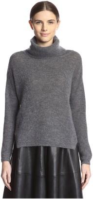 Les Copains Women's Turtleneck Sweater