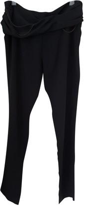 IRO Black Denim - Jeans Trousers