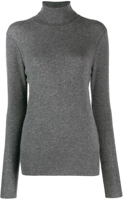 Equipment Delafine cashmere turtleneck jumper