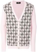 Fendi buttoned cardigan