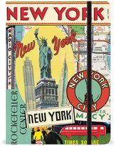 Cavallini & Co. NBVINNYC 6 by 8-Inch Vintage New York Notebook, 144-Page