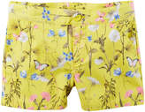 Carter's Girls 4-8 Poplin Shorts