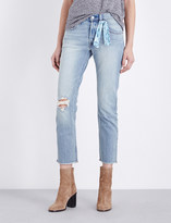 Levi's x Chiara 501 slim-fit straight jeans