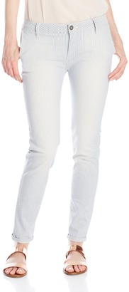DL1961 Women's Iris Slim Pant