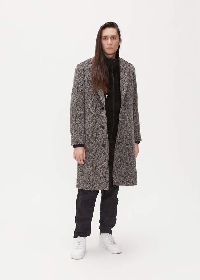 John Elliott Overcoat Fur Jacket