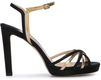 Jimmy Choo Lilah heeled sandals