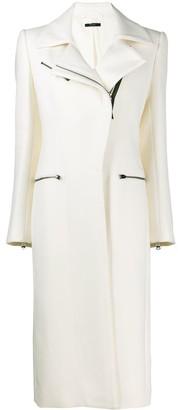Tom Ford zip-up wool coat