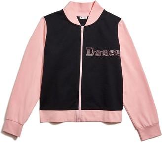 Jacques Moret Girls 4-14 Ballerina Slippers Jacket