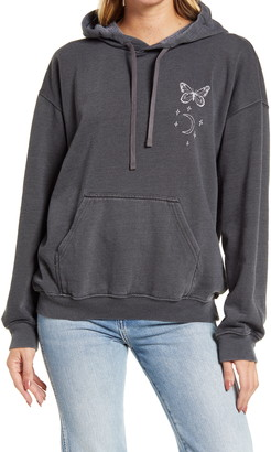 Desert Dreamer Human Nature Graphic Hoodie