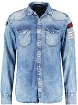 Replay Shirt Blue Denim