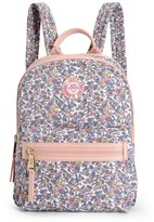 Juicy Couture Girls Tivioli Floral Nylon Backpack