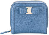 Salvatore Ferragamo small Vara wallet - women - Leather - One Size