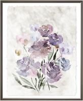 PTM Images Watercolor Florals Ii Framed Art